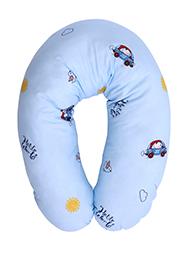 Подушка для кормления 190 см Lorelli, Bear&Car Blue /20810064601/