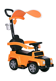 Tolocar Lorelli X-TREME+maner parental+copertina, Orange /10400070005/