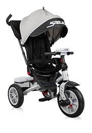 Tricikleta Lorelli SPEEDY Grey&Black 2021