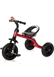 Трицикл Lorelli FIRST Red/Black