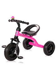 Трицикл Lorelli FIRST Pink/Black