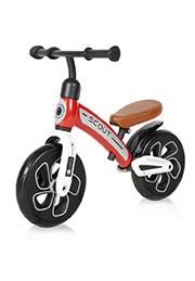 Bicicleta fara pedale Lorelli SCOUT Red