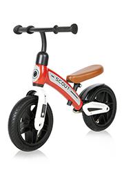Bicicleta fără pedale Lorelli SCOUT AIR Red