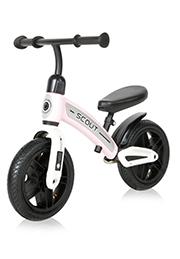 Bicicleta fără pedale Lorelli SCOUT AIR Pink