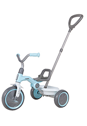 Трицикл складной QPlay ANT PLUS Blue