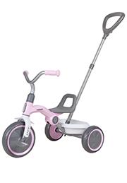 Трицикл складной QPlay ANT PLUS Pink