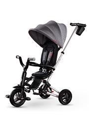 Трицикл складной QPlay NOVA Air Grey