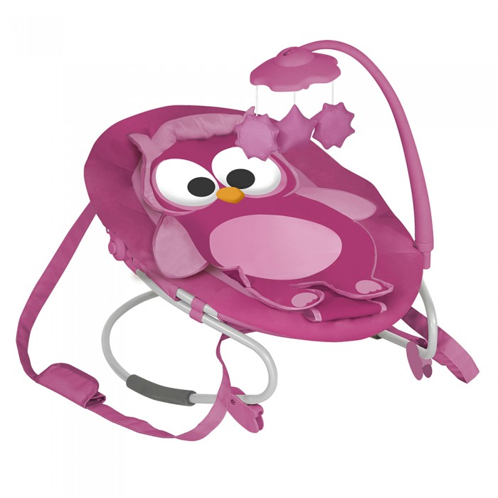 color: Pink Owl